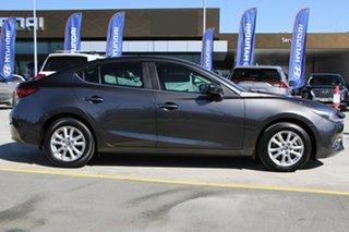 2017 Mazda 3 BN5278 Maxx SKYACTIV-Drive Grey 6 Speed Sports Automatic Sedan.