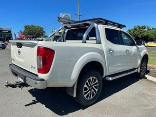 2020 Nissan Navara ST-X White Diamond Sports Automatic Dual Cab Utility