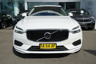 2019 Volvo XC60 246 MY20 D4 Momentum (AWD) Ice White 8 Speed Automatic Geartronic Wagon