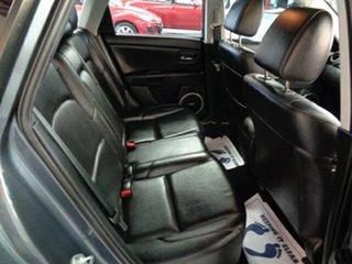 2008 Mazda 3 BK1032 MY08 SP23 Grey 5 Speed Sports Automatic Hatchback