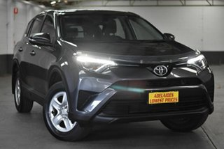 2016 Toyota RAV4 ZSA42R GX 2WD Grey 7 Speed Constant Variable Wagon.