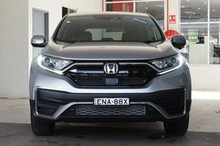2021 Honda CR-V RW MY21 VTi 4WD L AWD Silver 1 Speed Constant Variable Wagon