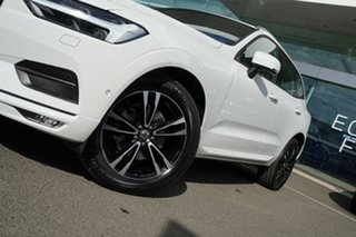 2019 Volvo XC60 246 MY20 D4 Momentum (AWD) Ice White 8 Speed Automatic Geartronic Wagon.