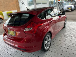 2012 Ford Focus Sport Red Sports Automatic Dual Clutch Hatchback