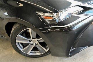 2016 Lexus GS ARL10R GS200t Luxury Black 8 Speed Sports Automatic Sedan.