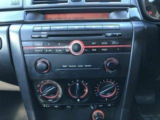 2007 Mazda 3 BK10F2 Maxx Red 4 Speed Sports Automatic Sedan