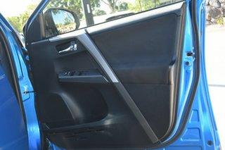2018 Toyota RAV4 ZSA42R GXL 2WD Blue Gem 7 Speed Constant Variable Wagon