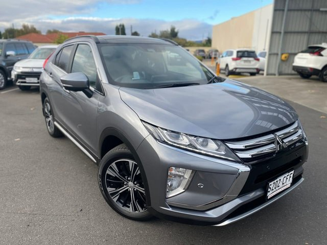 Used Mitsubishi Eclipse Cross YA MY20 Exceed AWD Hillcrest, 2019 Mitsubishi Eclipse Cross YA MY20 Exceed AWD Titanium 8 Speed Constant Variable Wagon