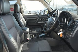 2017 Mitsubishi Pajero NX MY17 GLS Grey 5 Speed Sports Automatic Wagon