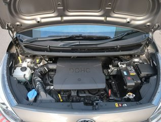 2019 Kia Picanto JA MY20 GT-Line Grey 4 Speed Automatic Hatchback