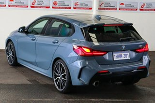 2020 BMW 118i F40 M Sport Grey 7 Speed Auto Dual Clutch Hatchback.