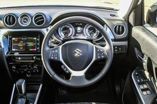 2021 Suzuki Vitara LY Series II Turbo 2WD Ivory & Black 6 Speed Sports Automatic Wagon