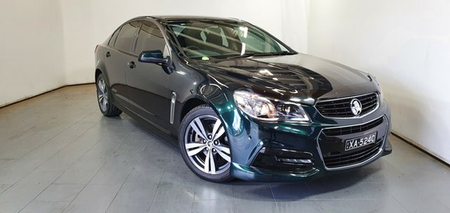 Used Holden Commodore VF MY14 SS Elizabeth, 2013 Holden Commodore VF MY14 SS Green 6 Speed Sports Automatic Sedan