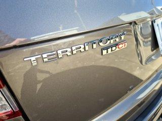 2011 Ford Territory SZ TX Seq Sport Shift AWD Havana 6 Speed Sports Automatic Wagon