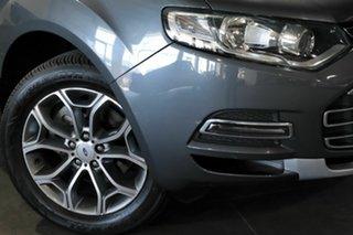 2012 Ford Territory SZ Titanium Seq Sport Shift Grey 6 Speed Sports Automatic Wagon.