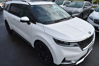 2020 Kia Carnival KA4 MY21 Platinum White 8 Speed Sports Automatic Wagon