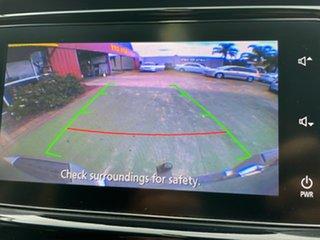 2017 Mitsubishi Triton MQ MY18 GLS Double Cab Blue 5 Speed Sports Automatic Utility