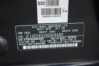 2008 Subaru Impreza G3 MY08 WRX AWD Black/Grey 5 Speed Manual Hatchback
