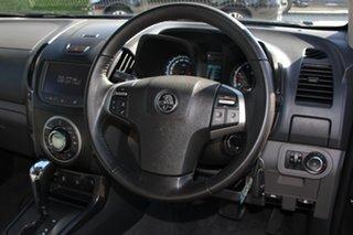 2014 Holden Colorado RG MY14 LTZ Space Cab Grey 6 Speed Sports Automatic Utility