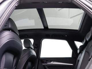 2019 Audi Q5 FY MY19 50 TDI Quattro Sport Silver Tiptronic Wagon