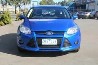 2013 Ford Focus LW MK2 Trend 6 Speed Automatic Hatchback.