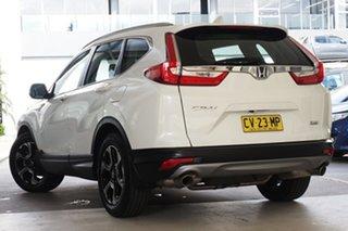 2019 Honda CR-V RW MY19 VTi-E FWD White 1 Speed Constant Variable Wagon.