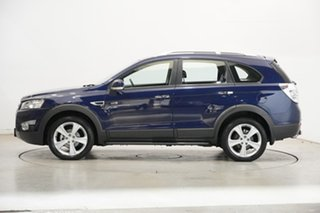 2011 Holden Captiva CG Series II 7 AWD LX Blue 6 Speed Sports Automatic Wagon.