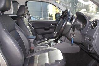 2013 Volkswagen Amarok 2H MY13 TDI420 4Motion Perm Highline Beige 8 Speed Automatic Utility