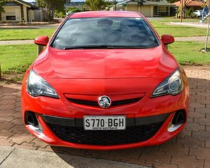 2015 Holden Astra PJ MY15.5 VXR Red 6 Speed Manual Hatchback