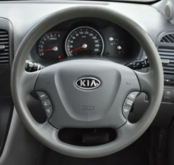 2011 Kia Grand Carnival VQ MY12 S White 6 Speed Sports Automatic Wagon