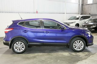 2015 Nissan Qashqai J11 ST Blue 1 Speed Constant Variable Wagon