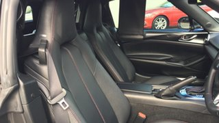 2017 Mazda MX-5 ND GT RF SKYACTIV-Drive Grey 6 Speed Sports Automatic Targa