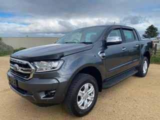 2018 Ford Ranger PX MkIII 2019.00MY XLT Grey 6 Speed Sports Automatic Utility