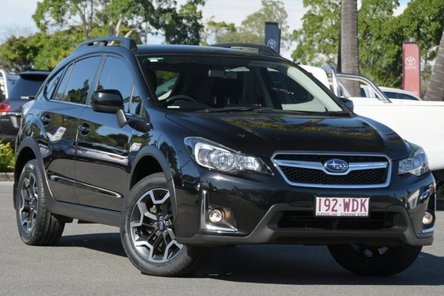 Used Subaru XV G4X MY16 2.0i-L Lineartronic AWD North Lakes, 2015 Subaru XV G4X MY16 2.0i-L Lineartronic AWD Black 6 Speed Constant Variable Wagon