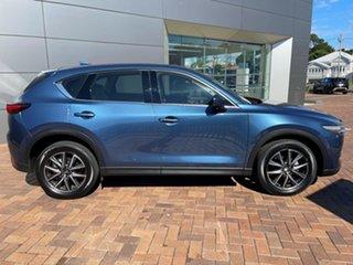 2018 Mazda CX-5 KF4WLA Akera SKYACTIV-Drive i-ACTIV AWD 6 Speed Sports Automatic Wagon.
