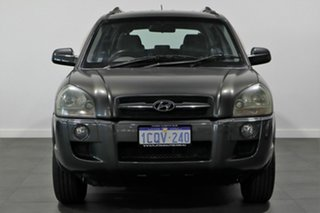 2007 Hyundai Tucson JM MY07 City SX Grey 4 Speed Sports Automatic Wagon.