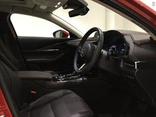 2020 Mazda CX-30 DM4WLA X20 SKYACTIV-Drive i-ACTIV AWD Astina Soul Red 6 Speed Sports Automatic