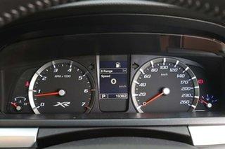 2016 Ford Falcon FG X XR8 Winter White 6 Speed Sports Automatic Sedan