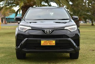 2017 Toyota RAV4 ZSA42R GX 2WD Black 7 Speed Constant Variable Wagon.