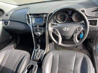 2014 Hyundai i30 GD MY14 Trophy Blue 6 Speed Sports Automatic Hatchback