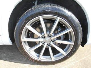 2016 Audi Q3 8U MY17 TFSI S Tronic Quattro Sport White 7 Speed Sports Automatic Dual Clutch Wagon