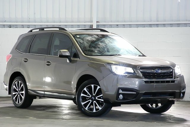 Used Subaru Forester S4 MY17 2.5i-S CVT AWD West Gosford, 2017 Subaru Forester S4 MY17 2.5i-S CVT AWD Bronze 6 Speed Constant Variable Wagon