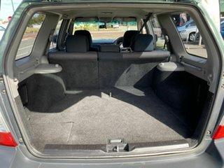 2007 Subaru Forester MY07 X Green 4 Speed Auto Elec Sportshift Wagon