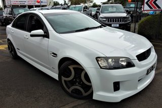 2007 Holden Commodore VE SS V White 6 Speed Sports Automatic Sedan.