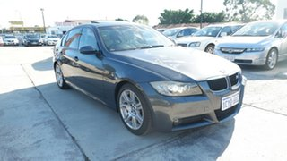 2008 BMW 3 Series E90 MY08 320i Steptronic Executive Grey 6 Speed Sports Automatic Sedan.