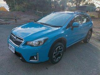 2015 Subaru XV G4X MY15 2.0i Lineartronic AWD Blue 6 Speed Constant Variable Wagon.