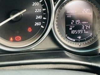 2014 Mazda CX-5 KE1031 MY14 Maxx SKYACTIV-Drive AWD Silver, Chrome 6 Speed Sports Automatic Wagon