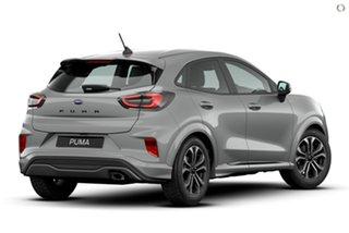 2021 Ford Puma JK 2021.25MY ST-Line Silver 7 Speed Sports Automatic Dual Clutch Wagon