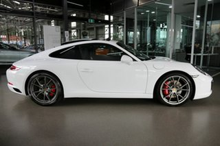 2016 Porsche 911 991 MY17 Carrera S PDK White 7 Speed Sports Automatic Dual Clutch Coupe