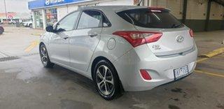 2016 Hyundai i30 GD4 Series II MY17 Active X Platinum Silver 6 Speed Sports Automatic Hatchback